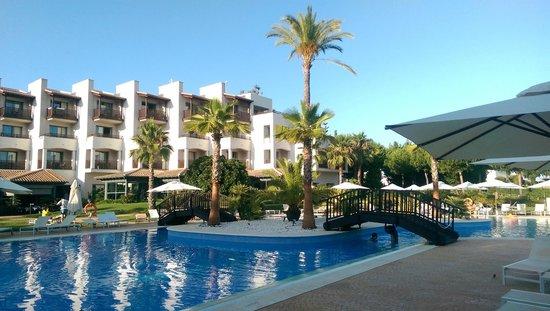Precise Resort El Rompido - The Hotel: La piscine de l'Hôtel 5 étoiles