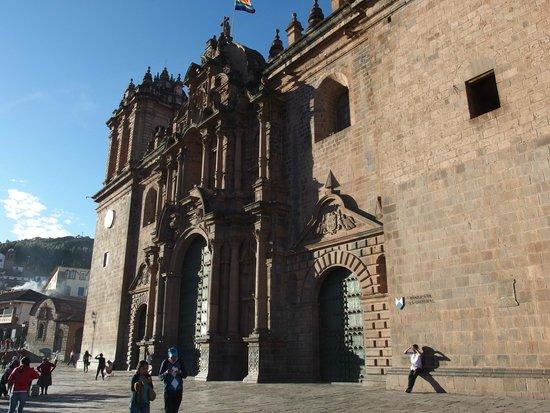 Catedral del Cuzco o Catedral Basílica de la Virgen de la Asunción: Cathedral of Cusco