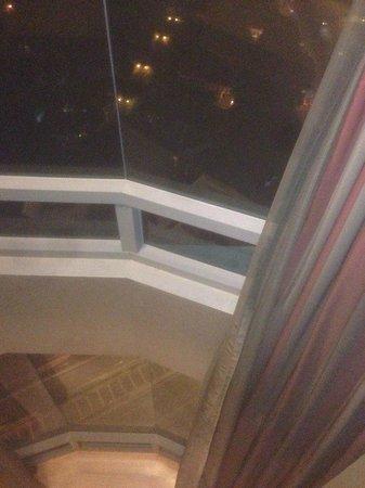 Hilton Kuala Lumpur: спальня
