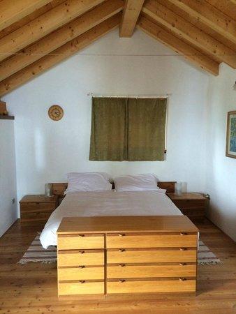 Alto Lago di Como : Bedroom area