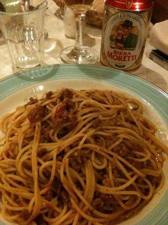 Zio Gigi: Deliciosa Bolognesa
