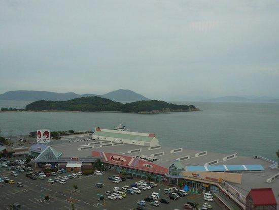 Cleleste Shodoshima: 眺望