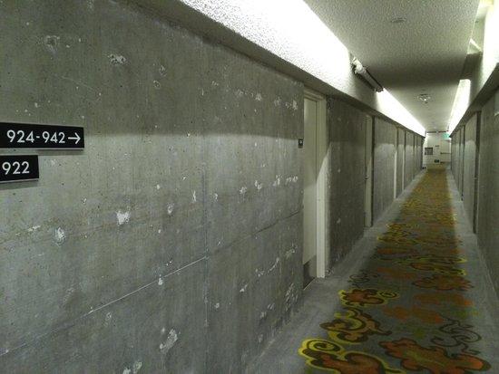 The Line: Hallway