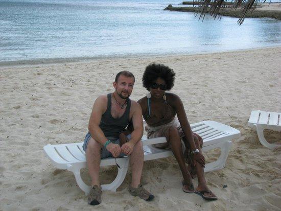 Hotel Playa Pesquero: spiaggia
