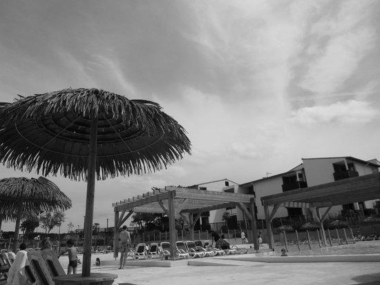 Belambra Clubs Les Tuquets : Vue de la piscine