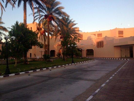 Mövenpick Resort Hurghada: Hoteleingang