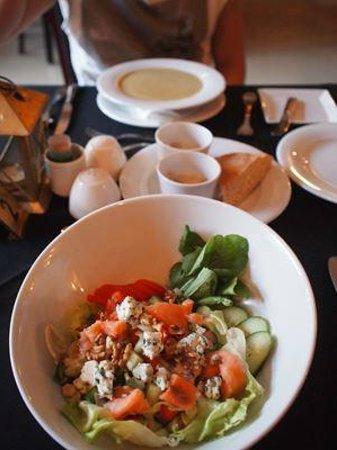 The Lantern Room: サラダとスープ