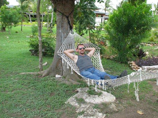 Hotel Playa Pesquero: giardino