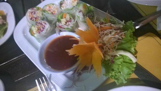 Woraburi Resort Spa Phuket: Piatto Thai