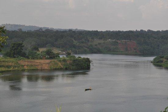Holland Park: vieuw over the Nile