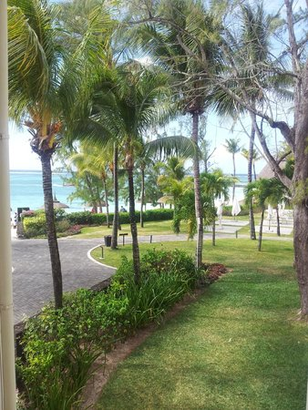 Ambre Resort & Spa : View from our room