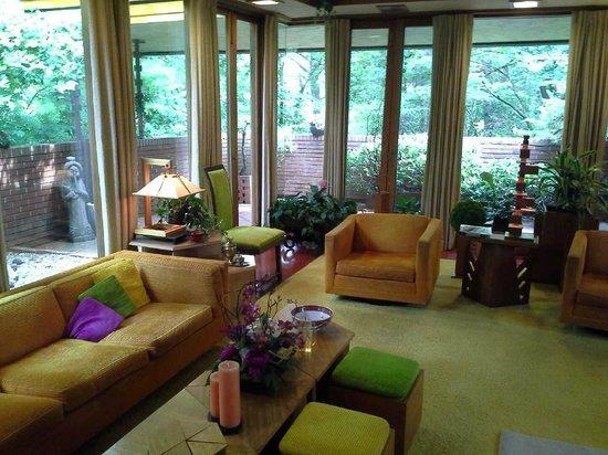 Samara House: A glimpse of Samara's interior