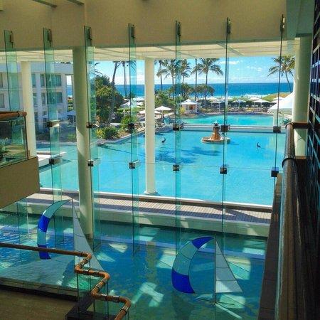 Sheraton Grand Mirage Resort, Gold Coast: Beautiful