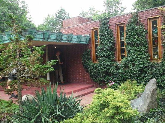 Уэст-Лафайет, Индиана: Samara - Frank Lloyd Wright in West Lafayette