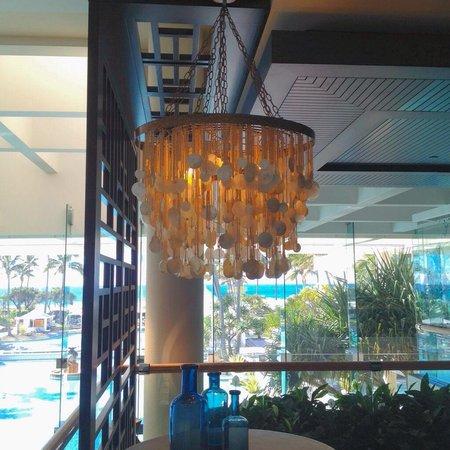 Sheraton Grand Mirage Resort, Gold Coast: Pretty lights