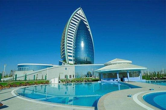 Yldyz 5 star hotel in ashgabat picture of yyldyz for 5 star hotel