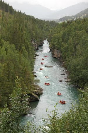 Heidal Rafting Day Trips : Great pictures taken