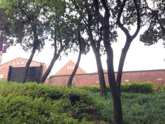 Seodaemun Prison History Hall: 刑務所外壁