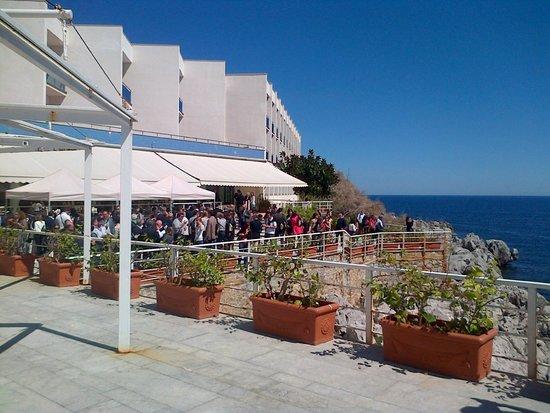 Splendid Hotel La Torre : Terrazza piacevole