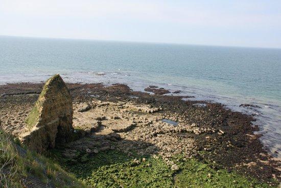 Plages du Débarquement de la Bataille de Normandie : una de las 5 playas