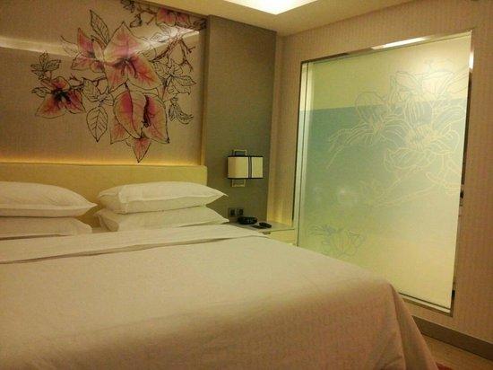 Sheraton Bandung Hotel & Towers: Room 425