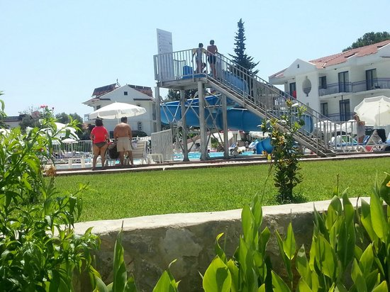 NOA Hotels Oludeniz Resort Hotel: View from room