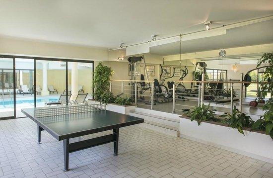 Hotel Les Jardins de Sainte-Maxime : ESPACE DETENTE