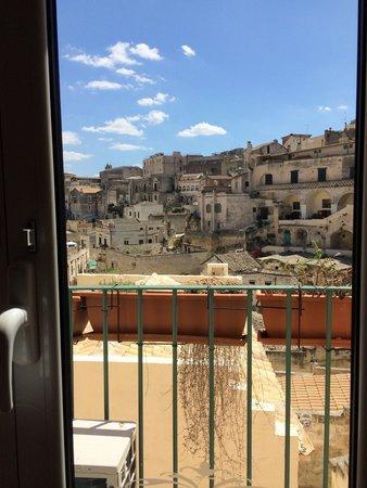 San Biagio: Foto dalla finestra
