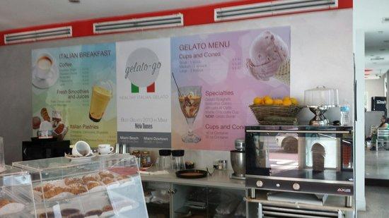 Gelato-go South Beach : La gelateria