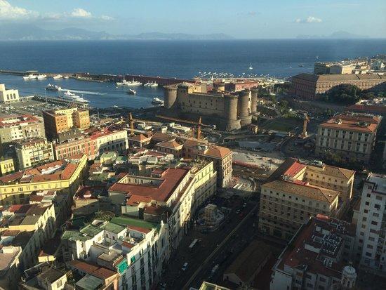 NH Napoli Ambassador: Vista dalla Mia Camera