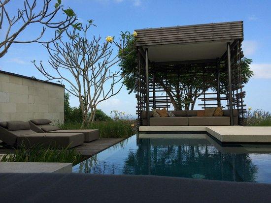 Alila Villas Uluwatu: Private pool