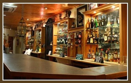 Pongola Country Lodge: Bar