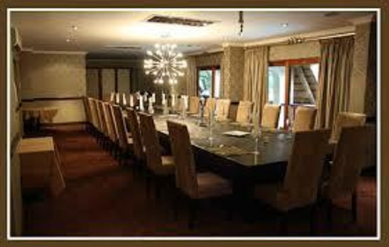 Pongola Country Lodge: Multiple conference facilities