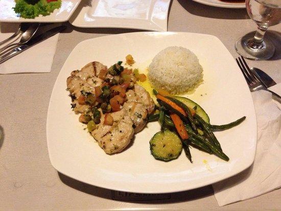 Restaurante Tierra Mar: Grilled White Marlin