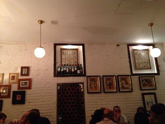 La Pepita: Restaurant