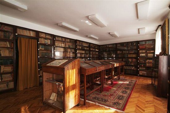 Vitezić family library