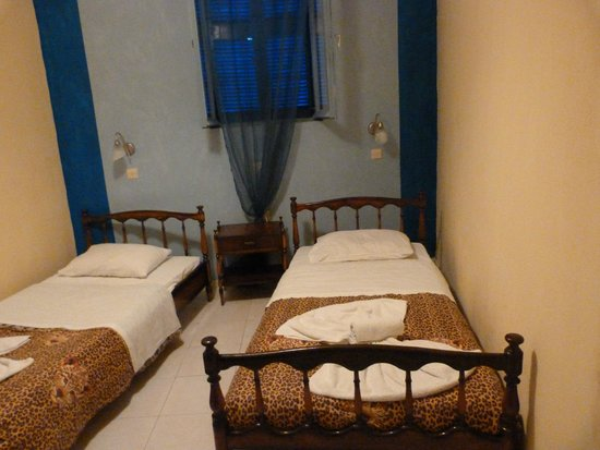 Hotel Thirasia: Vue d'ensemble