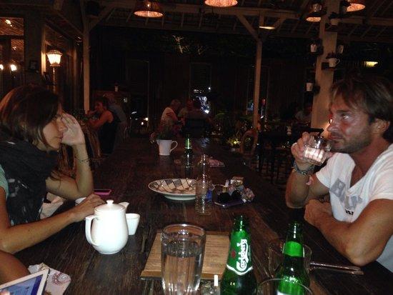 Balique Restaurant: 18/08/2014