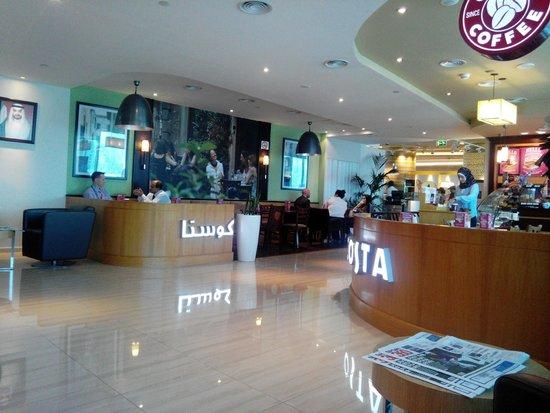Premier Inn Abu Dhabi Capital Centre Hotel: Coffee Shop