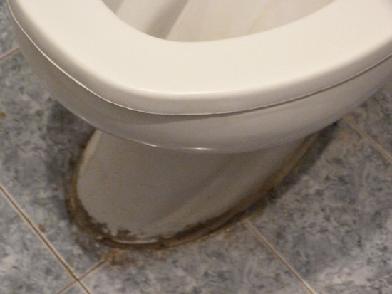 Hotel Thirasia: Des toilettes impecables !!