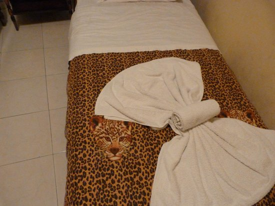 Hotel Thirasia: Une déco très tendances !!