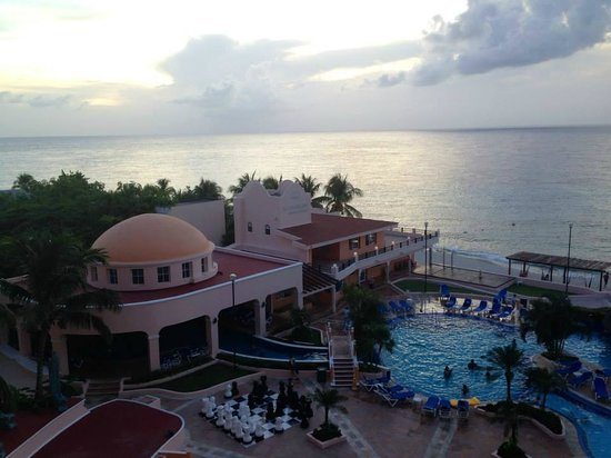 El Cozumeleno Beach Resort: View from Ocean View Room