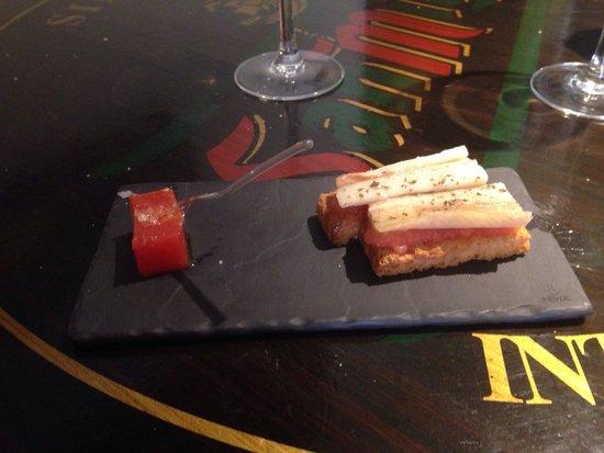 Bar Gaucho: Anguila para mi el mejor!!