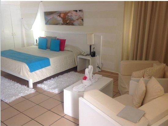 BlueBay Villas Doradas Adults Only: Cama super comoda
