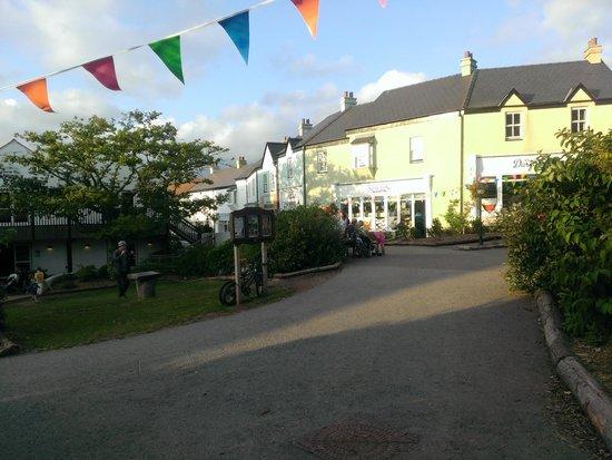 Bluestone National Park Resort: The village shops