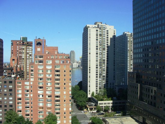 New York Marriott Downtown: View 2 From the Room
