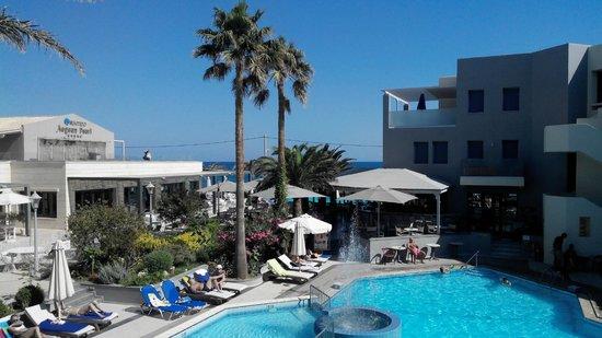 SENTIDO Pearl Beach : Room view