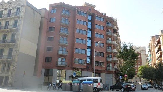 Hotel Catalonia Sagrada Familia: hotel