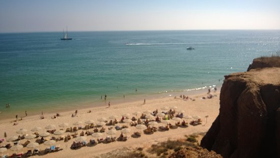 Adriana Beach Club Hotel Resort : A view of the beach