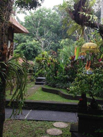 Alam Indah : Le jardin